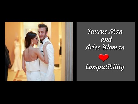 Taurus man and aries woman marriage