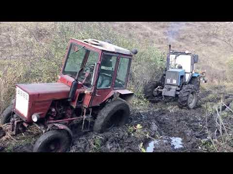 Оффроад на Трактор Т25 | Не КТО Такого не Ожидал | Тюнинг Трактор Т 25