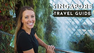 TRAVEL GUIDE: 3 perfect days in SINGAPORE