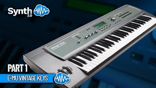 EMU Vintage Keys - Sounds Examples by S4K team Marco Ballarani ( space4keys tv )