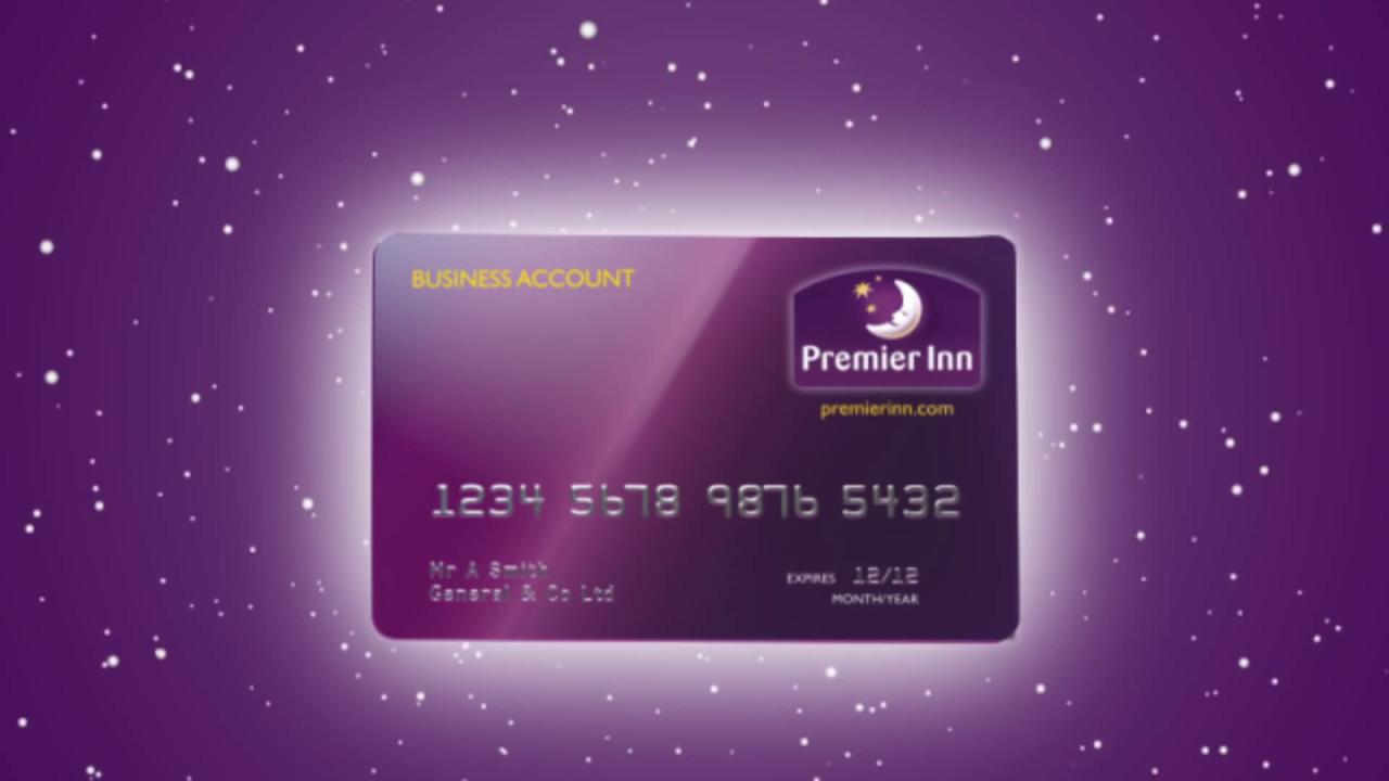 Premier Inn Business Account - Business Made Easy - YouTube