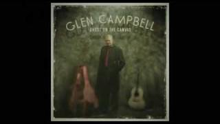 Glen Campbell - Ghost On The Canvas - Promo