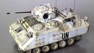 AIFV Turkish army (United Nation) [AFV CLUB 1/35]