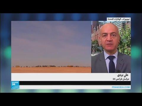 جبهة البوليساريو توقف 19 مهرب مخدرات من المغرب  - 15:22-2017 / 7 / 20