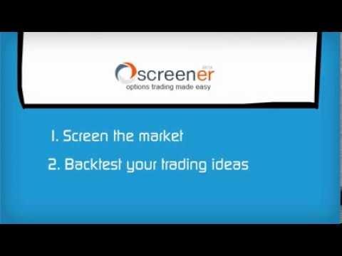 Oscreener / Option Trading Education with Oscreener