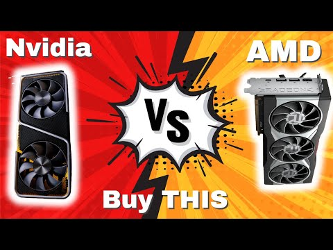 THIS Is The GPU TO GET, WATCH Before Buying! Nvidia Vs AMD, IN Stock?