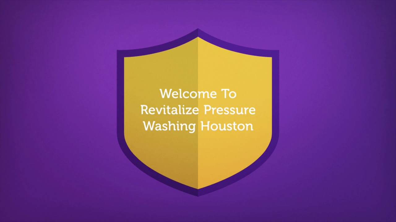 Revitalize - Residential Pressure Washing Service in Houston