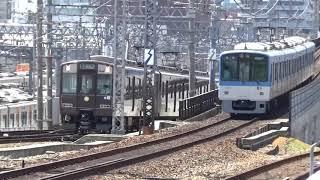 阪神電車 大物駅でのショート『ヒストリー』