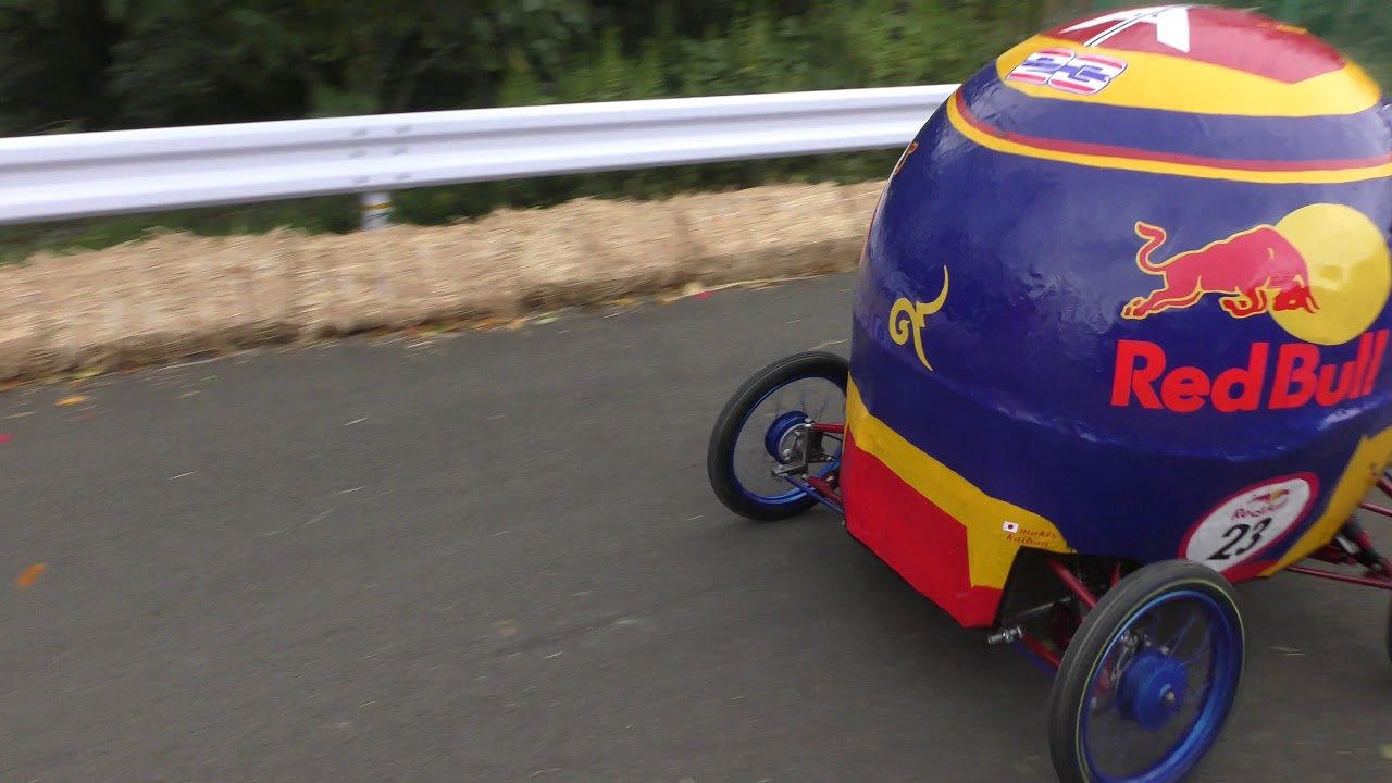 2019 RED BULL BOX CART RACE JAPAN: 23. ALBON SUPER SPORT