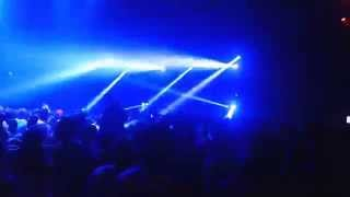 John Digweed @ Metropolitano - Underworld - Dark and Long (Dark Train)....EPICO
