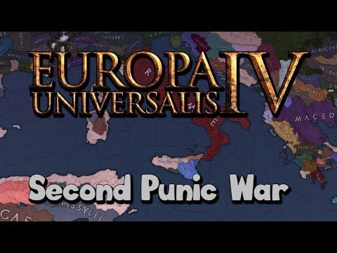 EU4 Mods: Imperium Universalis - The Second Punic War | Carthage