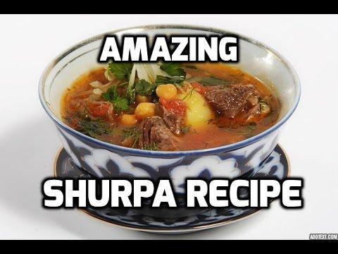 Shurpa - Central Asian Lamb/Beef And Vegetables Soup Recipe (Shorpa, Shurva, Shorpo, Shoorba, Etc)