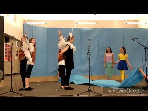 The Little Mermaid Jr. (Webber Middle School)