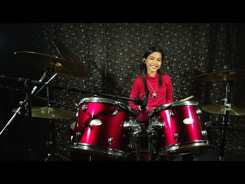 Projector Band - Sudah Ku Tahu - Drum Cover by Nur Amira Syahira