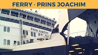Classic Ferry Video 1995 - Arrival of ferry PRINS JOACHIM, Korsør (DSB)