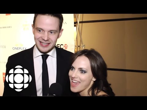 Valentine's Day for Newlyweds Georgina Reilly & Mark O'Brien  CBC Connects
