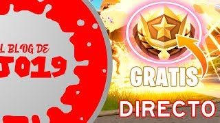 🔴 GETTING FORTNITE 🔴 FREE BATTLE PASS (code Pj019-YT en magasin de brewe)