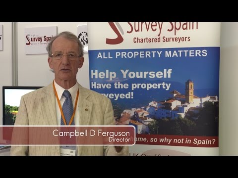 """Survey Spain at """"A Place In The Sun Live"""" - is the time right?"""