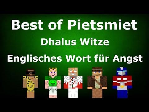 Dhalus Witze - Englisches Wort für Angst - Best of Pietsmiet - Best of Dhalucard