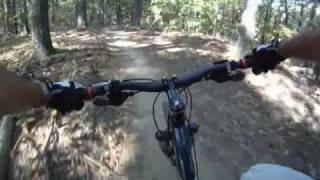 Blankets Creek 10/11/2010: Fast Sections And Bloopers