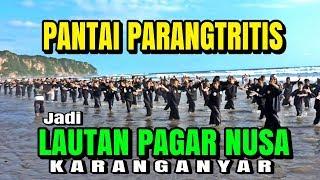 Atraksi Pagar Nusa Karanganyar