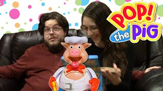 POP the PIG board game!