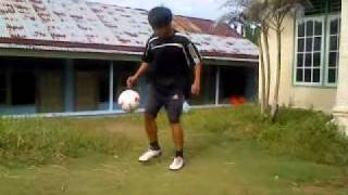 juggling bola video