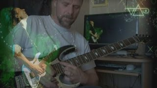Steve Vai Weeping China doll full cover (naked track)