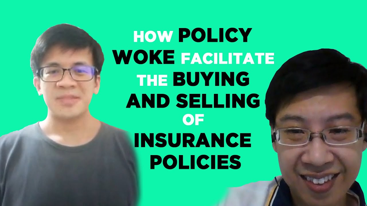 Podcast 012 - How Policy Woke facilitate the buying and selling of insurance policies