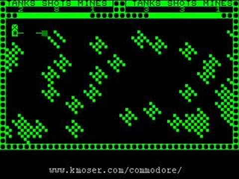Commodore PET Games - YouTube