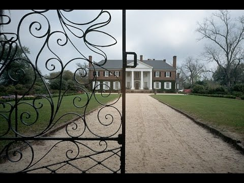 Historic walnut grove plantation eutawville sc doovi for Most haunted places in south carolina
