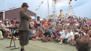 Charlie Caper @ Halifax International Busker Festival 2013