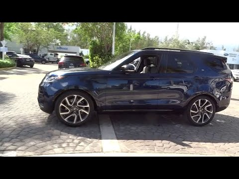 2017 Land Rover Discovery Miami, Aventura, Fort Lauderdale,