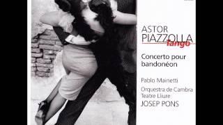 Astor Piazzolla - Tres movimientos tanguísticos porteños - II. Moderato
