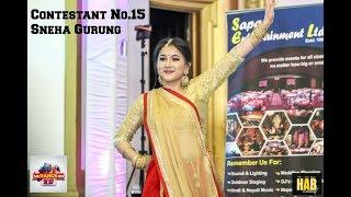 UK DANCE OFF 2017 [contestant No.15 Sneha Gurung ]