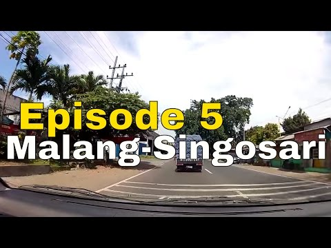 jalan-jalan-nostalgia-kota-malang-eps-5---ke-kota-singosari-kabupaten-malang,-weekend---arema