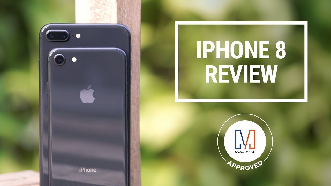 iPhone 8 and iPhone 8 Plus Review - YouTube