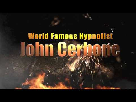John Cerbone's HT Live Speed Trance Instant Hypnosis workshop - Guess what?  Promo 17