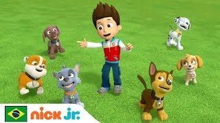 Patrulha Canina | 'Música da Amizade'  | Nick Jr. | Brazil | Português