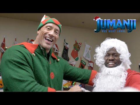 JUMANJI: THE NEXT LEVEL - Holiday Theater Surprise