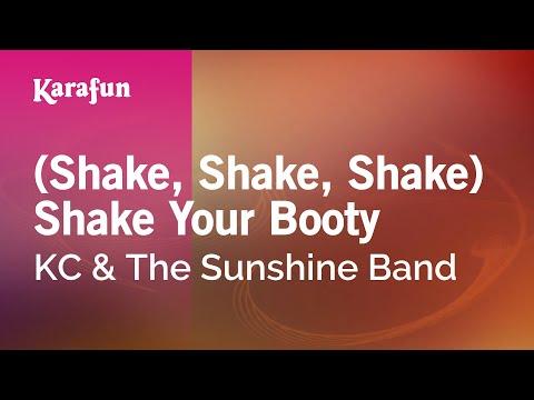 Karaoke (Shake, Shake, Shake) Shake Your Booty - KC & The Sunshine Band *