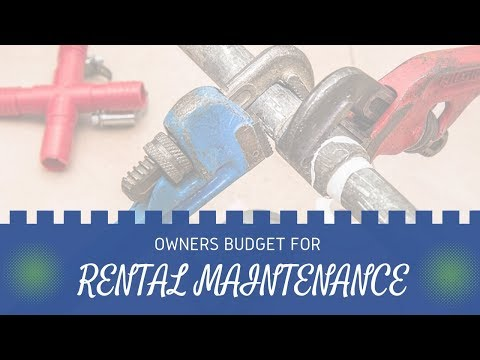 How Much Should Green Bay Property Owners Budget for Rental Maintenance?