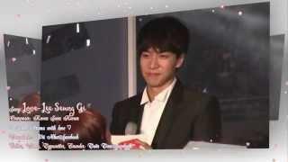 [vietsub]Love-Lee Seung Gi-Album 6 | And GoodBye