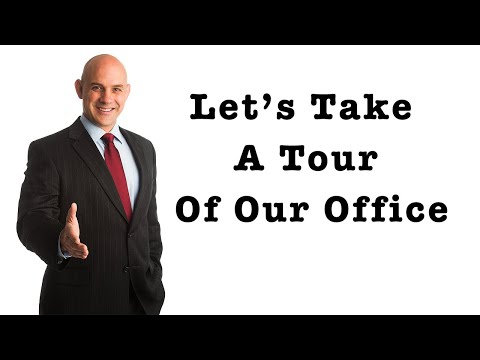 Law Office Tour | Parnall Law Firm