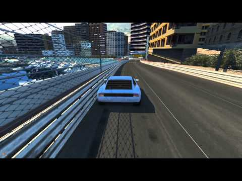BeamNG.drive - Circuit de Monaco