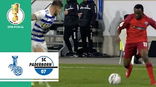 MSV Duisburg vs. SC Paderborn 1-3 | Highlights | DFB Cup 2018/19 | Round of 16