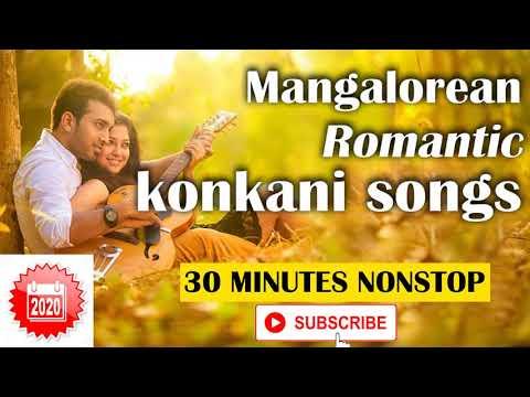 Nonstop Romantic Mangalorean Konkani Songs  |2020