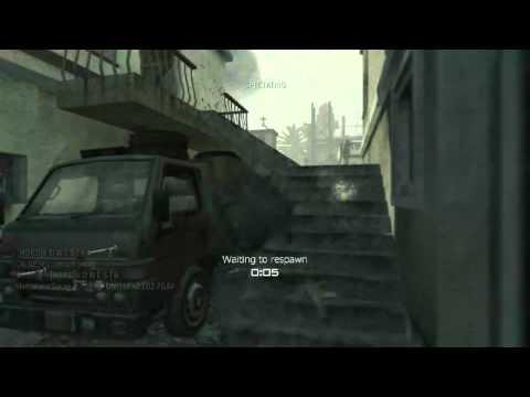 Javelin kill (mid-air) - ii D W E S T ii - MW3