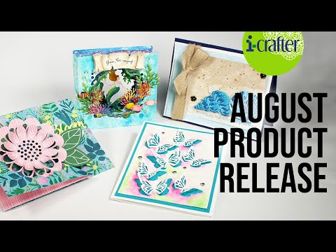 i crafter August 2020 New Release