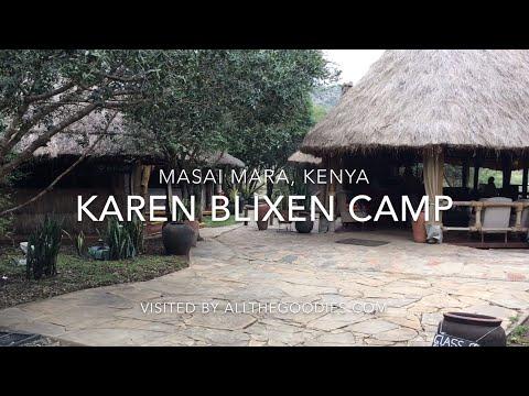 Karen Blixen Camp 2017, Masai Mara, Kenya